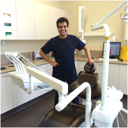 Dr Sethi from Central Periodontics Canberra